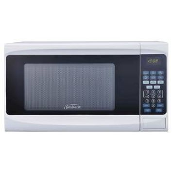 Sunbeam® 0.7cu. ft. 700 Watt Digital Microwave Oven White - SGS10701