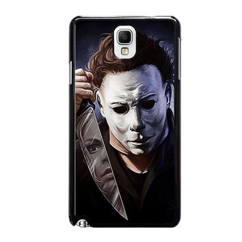 MICHAEL MYERS HALLOWEEN Samsung Galaxy Note 3 Case Cover
