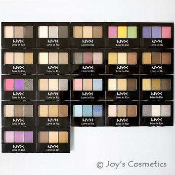 """1 NYX Love in Rio eye shadow palette """"Pick Your 1 Color!!!""""  *Joy's cosmetics*"""