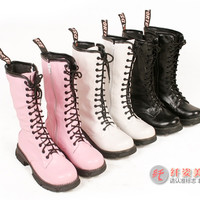 Kawaii Clothing | Botas Punk / Punk Boots WH734 | Online Store Powered by Storenvy