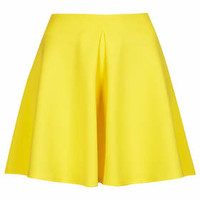 **SCUBA SKATER SKIRT WITH PLEAST BY OH MY LOVE