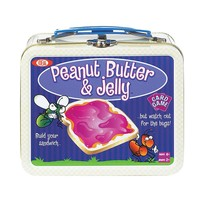 Ideal Peanut Butter & Jelly Lunch Box Card Game