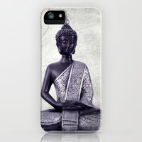 Buddha © iPhone & iPod Case by JUSTART