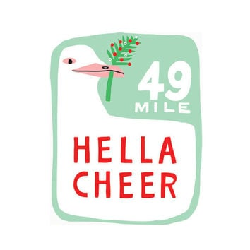 Hella Cheer Riso Card Set of 8