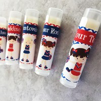 Cheerleading Custom Lip Balm | Free Customization