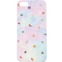 With Love From CA Emoji iPhone 5/5S Case - Womens Scarves - Multi - One