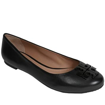 Tory Burch Lowell 2 Ballet Flats Leather