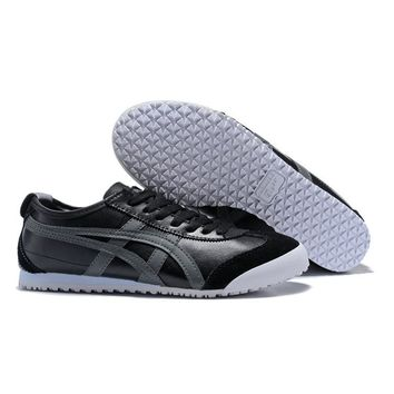 Asics Onitsuka Tiger men's and women's casual running shoes free shipping