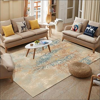 2018 New Thicker Nordic Style Carpets For Living Room