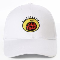 """all that"" dad hat"