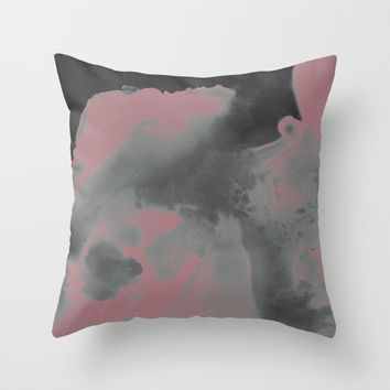 Its Whatever Throw Pillow by duckyb