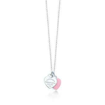 Tiffany & Co. - Return to Tiffany®:Mini Double Heart TagPendant