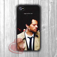 Supernatural castiel angel of the lord -snnh for iPhone 4/4S/5/5S/5C/6/ 6+,samsung S3/S4/S5,samsung note 3/4