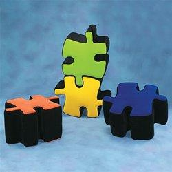 Puzzatto | Puzzle Ottoman, Puzzle Shaped Ottoman, Kids Furniture, Funky Furniture and other Cool Contemporary Ottomans and Stools