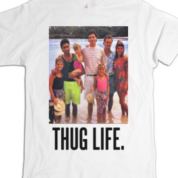 White T-Shirt | Funny 90s Shirts