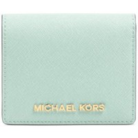 MICHAEL Michael Kors Jet Set Travel Flap Card Holder | macys.com