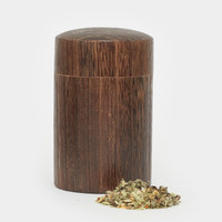 Wooden Herb Stash Container