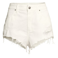 Short shorts - from H&M