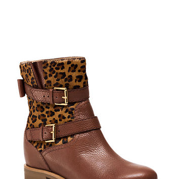 Kate Spade Sonia Boots Luggage