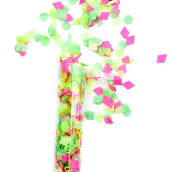 Party Confetti Tube
