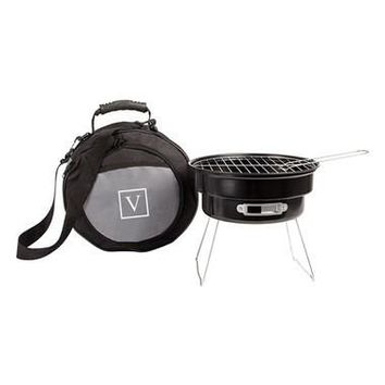 Monogram Cooler with Portable Grill