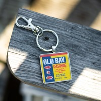 Old Bay Can / Key Chain