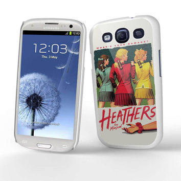 Heathers Broadway Musical Poster for Samsung Galaxy S3