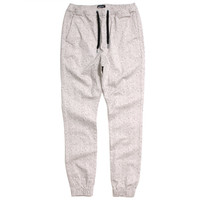 Speckle Sureshot Jogger Pants Taupe