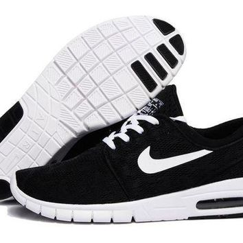 DCCKG6WU Nike SB Stefan Janoski Max' Unisex Sport Casual Small Air Cushion Sneakers Couple Run