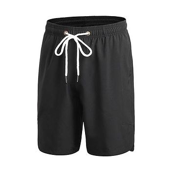 Men Fitness Outdoor Shorts Basketball Gym Running Mesh Sports Short Quick dry Exercise Sportwear