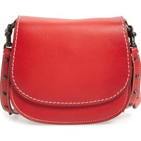 COACH 1941 17 Leather Saddle Bag | Nordstrom