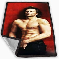 Jon Bon Jovi Blanket for Kids Blanket, Fleece Blanket Cute and Awesome Blanket for your bedding, Blanket fleece **