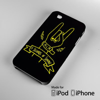 5SOS Rock Hand iPhone 4 4S 5 5S 5C 6, iPod Touch 4 5 Cases