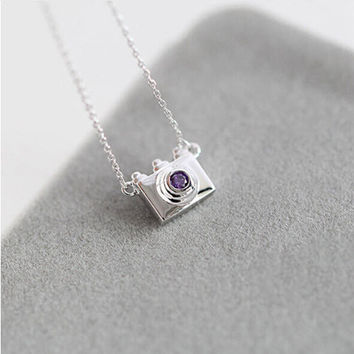 Photographer in Soul Necklace