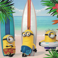 Despicable Me Minions Surf's Up 100 Piece Puzzle by Ceaco