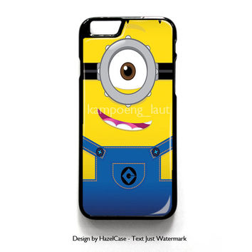Minion Despicable Me Look Marilyn Monroe for iPhone 4 4S 5 5S 5C 6 6 Plus , iPod Touch 4 5  , Samsung Galaxy S3 S4 S5 Note 3 Note 4 , and HTC One X M7 M8 Case Cover