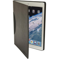 iPad mini(TM) Deluxe SlimFit Case/Stand (Black), Durable folio-style protection for front & back of iPad mini(TM), Smart Cover(R) functionality for auto sleep/wake functions,  Stand feature with multiple viewing angles
