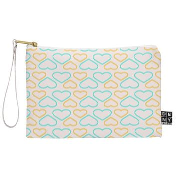 Allyson Johnson Cute Hearts Pouch