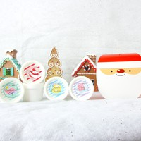 Holiday Gift Guide: Butter Toki Body Butter Soufflé Mini Set Holiday Collection 2017