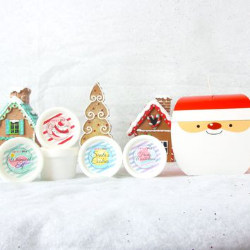 Holiday Gift Guide: Butter Toki Body Butter Whipped Soap Fluff Mini Set Holiday Collection 2017