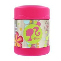 Thermos Barbie Funtainer Food Jar - 10 oz.