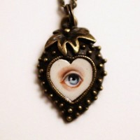 $30.00 You are the Strawberry of my Eye cameo  by mabgraves