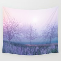 Pastel vibes 04 Wall Tapestry by Viviana Gonzalez
