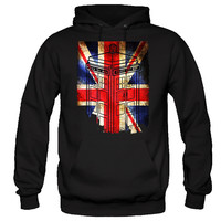 Doctor Who Hoodie Police Box Great Britain