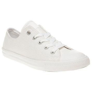 Converse Spec in White Monoch Shoes