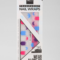 ncLA Transparent Nail Wraps - Urban Outfitters
