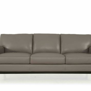Osman Mid-Century Sofa Dark Grey