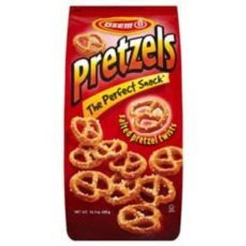 Osem Salted Pretzel Twist(12x14.1 Oz)