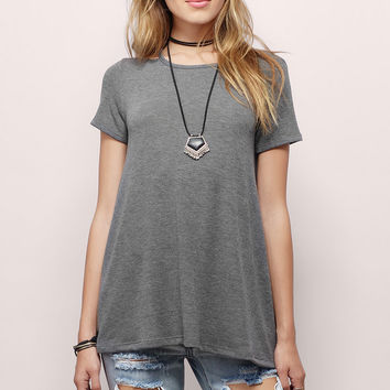 All In This Cut Out Knit Top