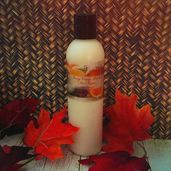 Best Seller - New and Improved Honey Orange Blossom Conditioner for Hair Repair